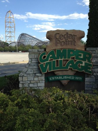 Camper Village at Cedar Point: Camper Village