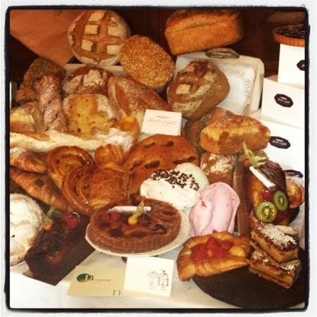 Hansel and Gretel Bakery & Patisserie: a display of some of our products