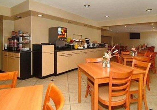 Quality Inn Airport East: Restaurant