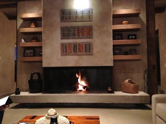 Alpasion Lodge: el hogar encendido