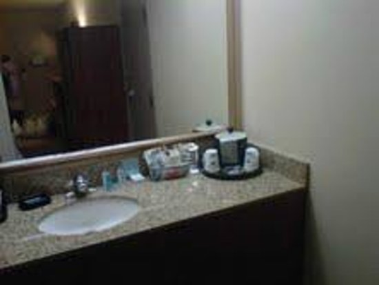 Red Lion Inn and Suites Fayetteville: Room 262 Mirror