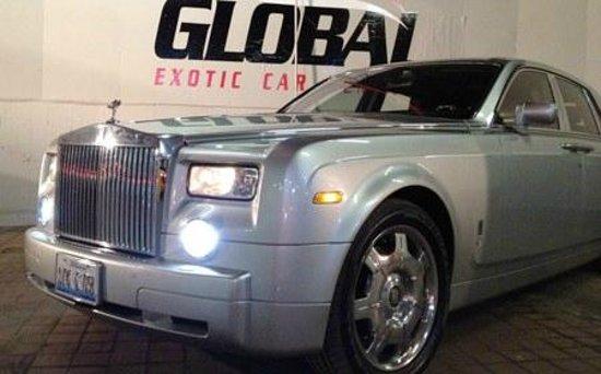 Rent Exotic Cars Chicago Illinois