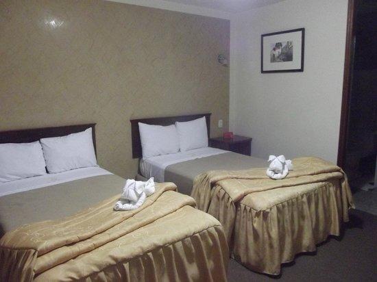Hotel Maison du Soleil : Chambre double