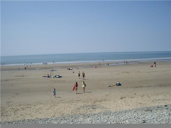 Barmouth Bay Holiday Park : TALYBONT BEACH