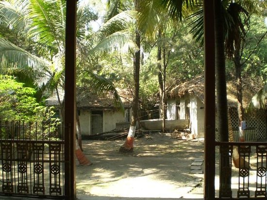 National Hotel: bungalow