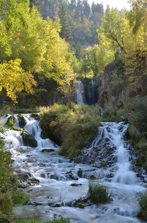 Spearfish Canyon: Roughlock Falls