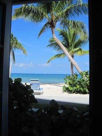 The Grandview Condos Cayman Islands: Room with a view. View from Unit 1111. Surreal. Paradise found.