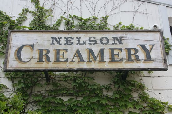 The Original Nelson Cheese Factory: Nelson Creamery
