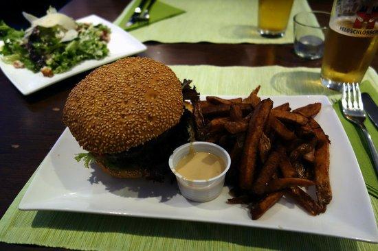 The Bubble : Burger