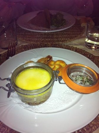 Olatua : foie gras maison