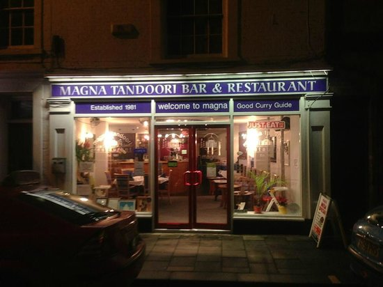 Best Tandoori Restaurants In Bedford Uk