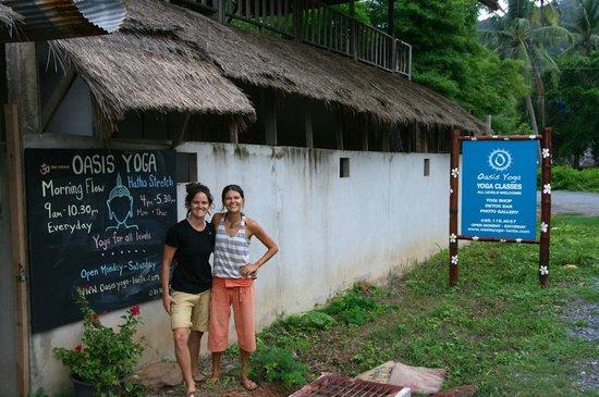Oasis Yoga: Best yoga classes in Koh Lanta!