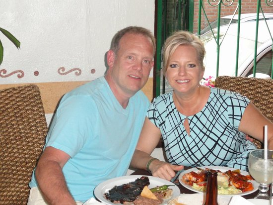 El Brujo: My lovely bride and me
