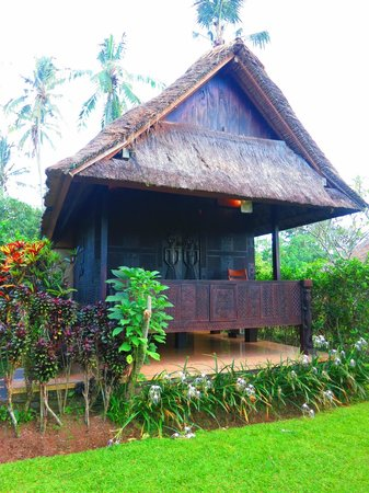 Tanah Merah Art Resort: Our Bungalow