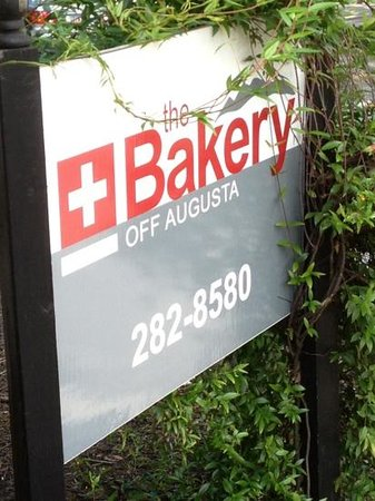The Bakery off Augusta