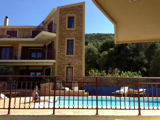 Greka Ionian Suites: deel van het appartementencomplex