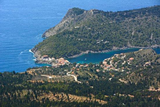 Greka Ionian Suites: dorp Assos