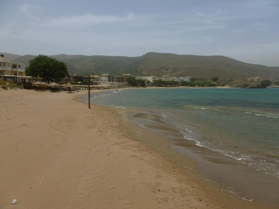 Maria Beach: beach again