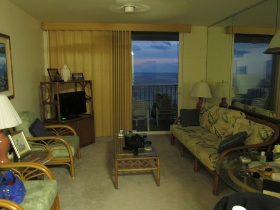 Hale Kona Kai Condominiums: Interior