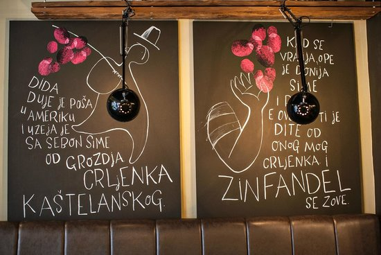 Zinfandel Food & Wine Bar: Zinfandel