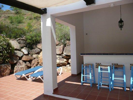 Almogia, Spania: Swimming Pool Bar
