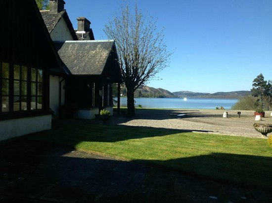 Taychreggan Hotel: The Lovely Taychreggan