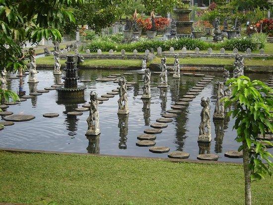 Karangasem, Indonezja: Tirtagangga Water Palace