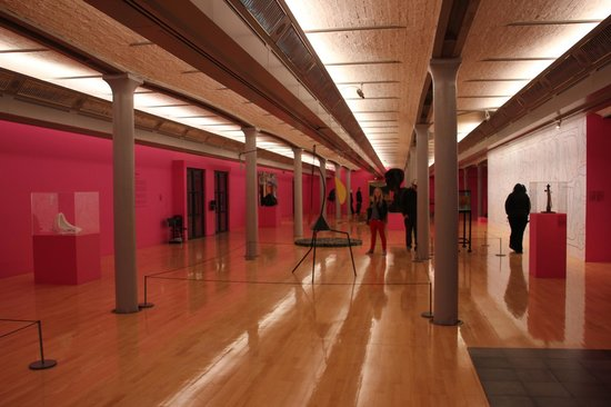Tate Liverpool: The interior galleries