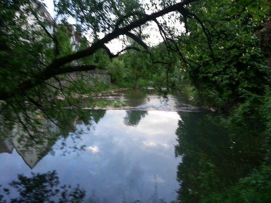 Hotel Murrtal: Murr river