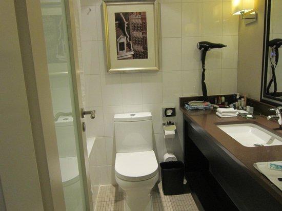 Renaissance Amsterdam Hotel: Bath
