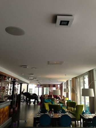 Renaissance Malmo Hotel: Barhäng