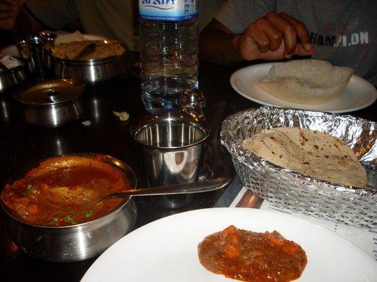 Anjappar: Yummy FOOD