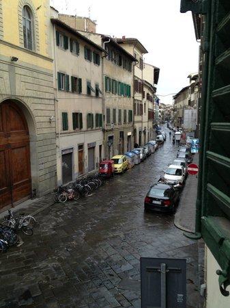 Accademia House: Via San Gallo
