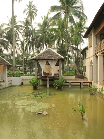 Satri House: Pavilion