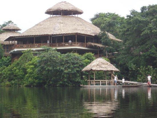La Selva Amazon Ecolodge: Casi, casi.....el paraíso