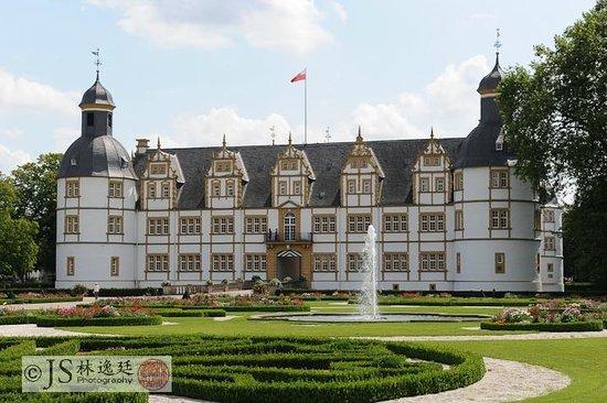 Paderborn, Tyskland: Schloss Neuhaus