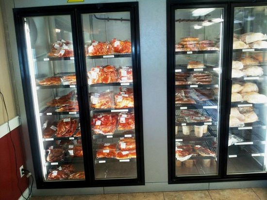 Rabideaux's Sausage Kitchen: Grab and Go Case
