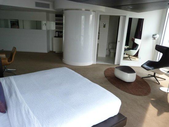 Kimpton Donovan Hotel: Chambre