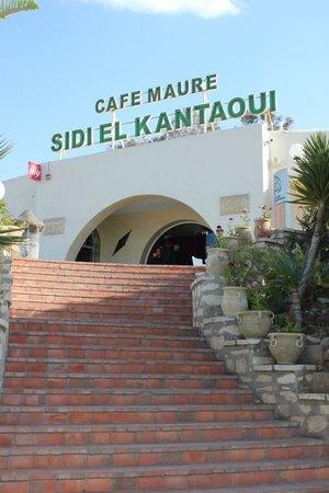 Cafe Maure : Café Maure Sidi El Kantaoui