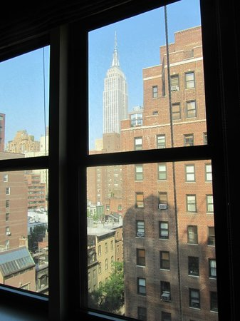 Shelburne NYC–an Affinia hotel: Beautiful View