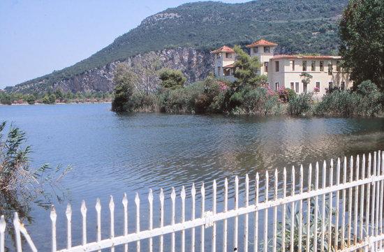 Zacharo, Grekland: ehem. Kurhotel im Heilbad Kaiafas Peloponnes