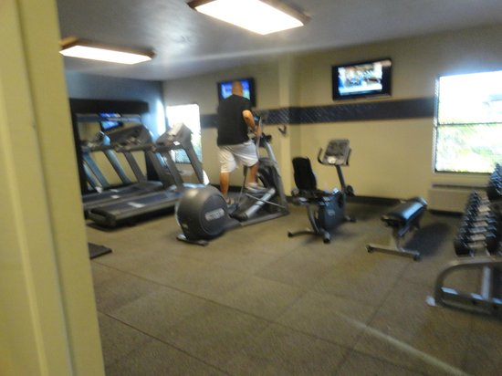 Hampton Inn St. George: Gym