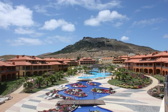 Pestana Porto Santo All Inclusive: Resort view