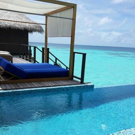 Silver Sands Beach: مالديف