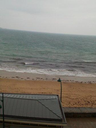 Escale Oceania Saint Malo : Pour autant, jolie vue! Ouf!