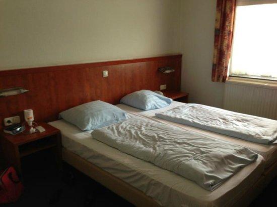 Hotel Roermond: Zweckmäßig