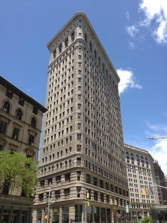 back of flatiron building picture of flatiron building new york city tripadvisor. Black Bedroom Furniture Sets. Home Design Ideas