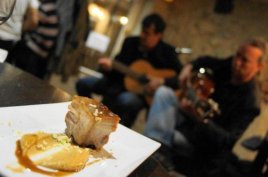 Baitona : soirée à thème espagnol