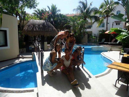 Hotel Riviera del Sol: Último día en el hotel