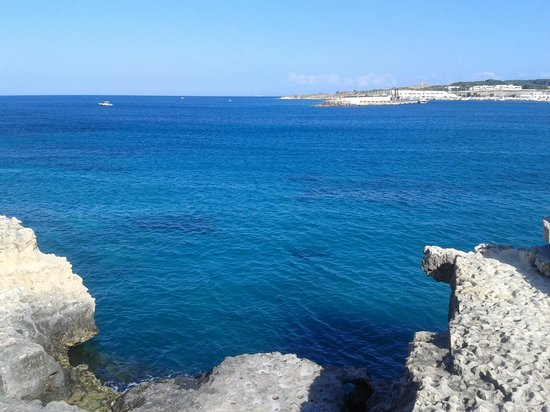 Albania Hotel : ...guarda che mare!!!